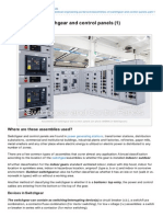 Eep-Assemblies of Switchgear and Control Panels 1