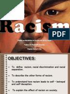 Racism persuasive speech