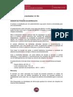 55-086 - Sensor de Posicao Da Borboleta - Familia Palio 1.6 16v