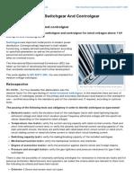 Eep-IEC 62271200 HV Switchgear and Controlgear