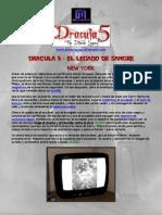 Dracula 5 El Legado de Sangre