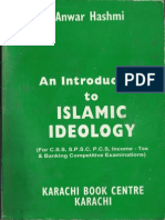 An Introduction to Islamic Ideology by Anwar Hashmi(New)