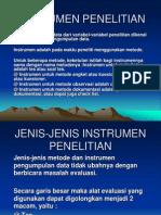 Metodologi Penelitian_Instrumen Penelitian[Unsoed]