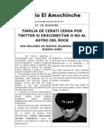 Diario El Amochinche