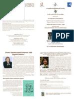 Premio Internazionale Letterario 2013