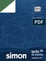Tarifa Proteccion