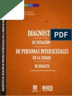 Diagnóstico de la Situación de Personas Intersexuales en la Ciudad de Bogotá