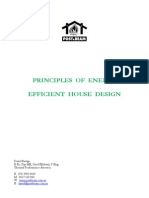 Principles of Passive House Design
