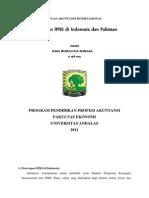 Penerapan IFRS Di Indonesia Tugas AKt INt