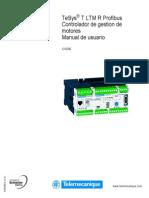 Manual de Usuario TeSysT - Profibus ESP