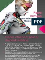 Representacion de La Figura Humana en La Historia Del Arte.