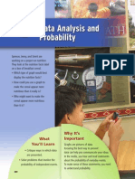 grade 8 math text - data analysis  probablility