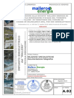 A.02 - Relazioni Specialistiche - Documentazione Fotografica
