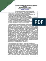 Informe Uruguay 41-2013