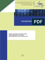 LIVRO - BIBLIOTECONOMIA - Manual de Processamento Técnico - UFF