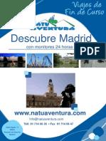 Descubre Madrid 2014-3 Dias