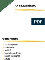 Cours Medecine Info Histologie Le Cartilage