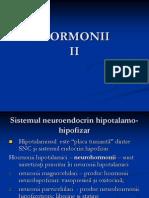Hormonii hipotalamo-hipofizari