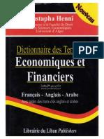 Dictionnaire Des Termes Economiques Et Financiers Par ( Www.lfaculte.com )