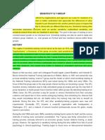 0c5fbsensitivity & T -Group Training Handout