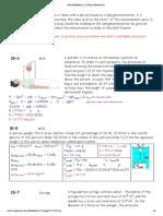 Fluid Mechanics- Physics 122