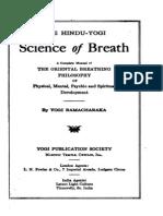 The Hindu Yogi Science of Breath - Y Ramacharaka (1)
