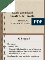 Scoala de La Toronto