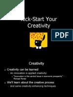 New Creativity Tech