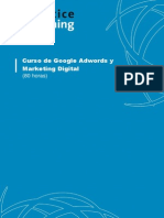 Curso de Google Adwords y Marketing Digital Programa