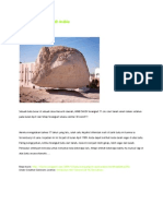 Batu Melayang Di Saudi Arabia