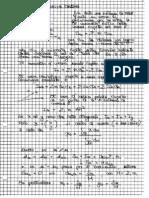 Scienza Delle Costruzioni - Geometria Delle Masse