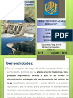 Topografía para Irrigación Clase 3