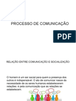 Processo de Comunicacao