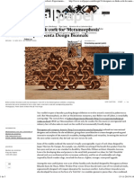 10 Designers Re-think Cork for 'Metamorphosis' at Lisbon's Experimenta Design Biennale _ Design _ Wallpaper_ Magazine