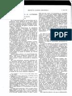 Rev Clin Esp 2-6 Aportacion Clinica Al Latirismo 1941