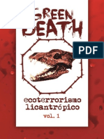 Green Death - Ecoterrorismo Licantrópico (Volume 1)