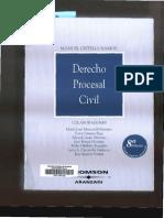 Derecho Procesal Civil - Manuel Ortells Ramos