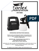 Earlex Hv1900 Manual