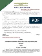 Decreto nº 1.171 de 1994