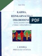 Rade Sibila - Karma, reinkarnacija i oslobođenje (Knjiga 1.)