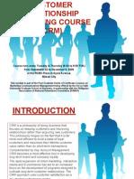 CRM Course Description