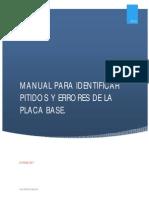 Identificar Los Pitidos y Errores de La Placa Base