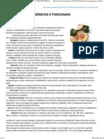ALIMENTOS TERMOGÊNICOS E FUNCIONAIS _ RECEITASDMAIS