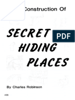 Secret Hiding Places