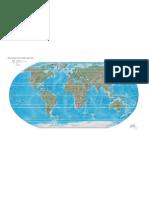 Mapa Mundi Poltico
