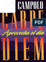Carpe Diem Aprovecha El Dia - Tony Campolo