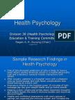 Health Psych