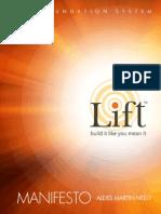 LIFT Manifesto