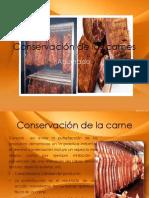 Conservación de las carnes expo