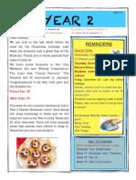 y2 newsletter-week 17